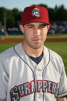 July 27, 2009:  Jason Kipnis of the Mahoning Valley Scrappers during a game at Dwyer Stadium in Batavia, NY.  Mahoning Valley is the NY-Penn League Short-Season Class-A affiliate of the Cleveland Indians.  Photo By Mike Janes/Four Seam Images