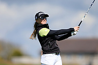 Jessica Ross (Clandeboye) during the second round of the Irish Womans Open Strokeplay Championship, Co Louth Golf Club, Baltray, Drogheda, Co Louth, Ireland. 12/05/2018.<br /> Picture: Golffile | Fran Caffrey<br /> <br /> <br /> All photo usage must carry mandatory copyright credit (&copy; Golffile | Fran Caffrey)