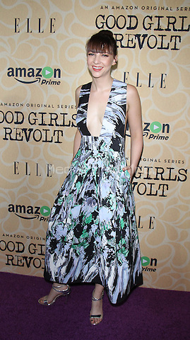 NEW YORK, NY-October 18:Erin Darke at Amazon Originasl Series Good Girls Revolt screening  at the Joseph Urban Theater at Hearst Tower in New York.October 18, 2016. Credit:RW/MediaPunch