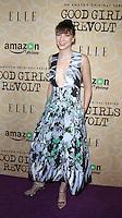 NEW YORK, NY-October 18:Erin Darke at Amazon Originasl Series Good Girls Revolt screening  at the Joseph Urban Theater at Hearst Tower in New York.October 18, 2016. Credit:RW/MediaPunch