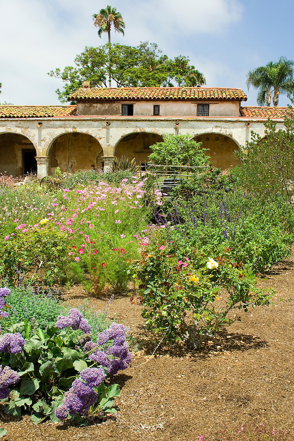 Gardens at San Juan Capistrano California