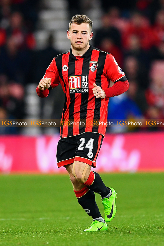Ryan Fraser of AFC Bournemouth during AFC Bournemouth vs Swansea City, Premier League Football at the Vitality Stadium on 18th March 2017