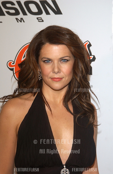 Actress LAUREN GRAHAM at the Los Angeles premiere of her new movie Bad Santa..November 18, 2003