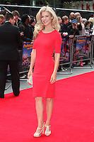 Susan Duerden  arriving for the Postman Pat Premiere, Odeon West End, London. 11/05/2014 Picture by: Alexandra Glen / Featureflash