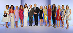 From left: Honorees Merele Yarborough, Tiffany Smith, Rosemary Schatzman, Sima Ladjevardian, Melissa Mithoff, Jeff Cohen from the Houston Chronicle, Bob Devlin from Neiman Marcus, Melissa Aguilar from the Houston Chronicle, Molly Glentzer from the Houston Chronicle honorees Susan Krohn, Lisa Holt House, Isabel David, Stephanie Cockerell and Greggory Burk at the annual Houston Chronicle's Best Dressed Luncheon at the Westin Galleria Hotel Tuesday April 3, 2013.(Dave Rossman photo)