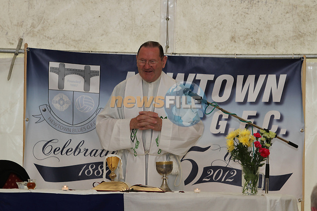 at the 125th anniversary of Newtown Blues....Photo NEWSFILE/Jenny Matthews..(Photo credit should read Jenny Matthews/NEWSFILE)
