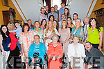 BIRTHDAY: Peggy Lynch,Brendan's Park,Tralee seated centre who celebrated her 90th Birthday with her family and friends in Ballyseede Castle Hotel,Tralee on Sunday.