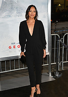 Sonya Balmores at the premiere for &quot;Geostorm&quot; at TCL Chinese Theatre, Hollywood. Los Angeles, USA 16 October  2017<br /> Picture: Paul Smith/Featureflash/SilverHub 0208 004 5359 sales@silverhubmedia.com