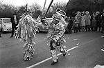CROOKHAM MUMMERS 1970S UK