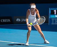 Agnieszka Radwanska (POL)<br /> <br /> Tennis - Australian Open 2015 - Grand Slam -  Melbourne Park - Melbourne - Victoria - Australia  - 22 January 2015. <br /> &copy; AMN IMAGES