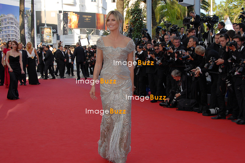 """Heidi Klum - """" Paperboy """" premiere at the 65th Cannes Film Festival at the Palais des Festivals..May 24th, 2012."""