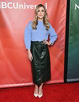 11 January 2020 - Pasadena, California - Melissa Roxburgh. NBCUniversal Winter Press Tour 2020 held at Langham Huntington Hotel. Photo Credit: Birdie Thompson/AdMedia