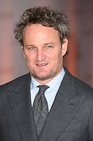 "LONDON, UK. February 18, 2019: Jason Clarke arriving for the premiere of ""The Aftermath"" at the Picturehouse Central, London.<br /> Picture: Steve Vas/Featureflash"