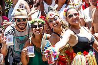 BELO HORIZONTE,MG, 09.02.2016 – CARNAVAL-BH- Bloco Juventude Bronzeada , se concentraram na praça da Lions e descem pelas ruas do bairro Floresta, na região Leste, de Belo Horizonte, nesta terça-feira, 09. (Foto: Doug Patrício/Brazil Photo Press)
