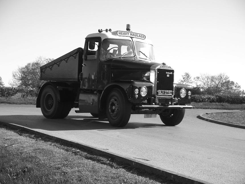 Scammell Trucks - 1966