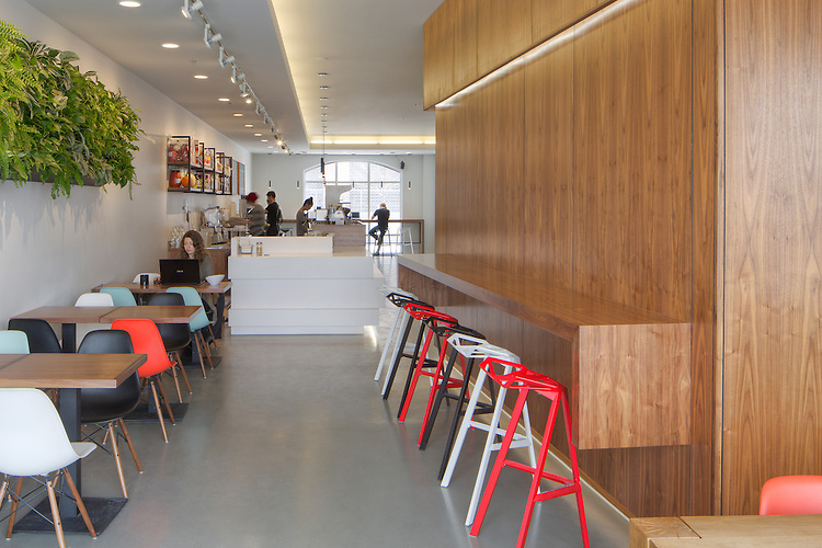 Alchemy Juice Bar & Cafe   Tim Lai Architect