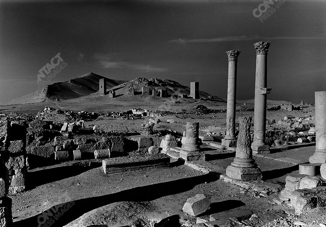 Southern Frontiers: A Journey Across the Roman Empire - The Levant, Palmyra, Syria, 2006