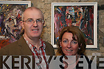 "Lartigue Theatre Group : Attending the Lartigue theatre group's presentation  of Louis D'Atlton's ""LOvers Meeting"" at St John's Arts Centre in Listowel on Saturday night last wereBrendan & Mary Keane, Bunagara, Listowel."