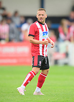Lincoln City's Jack Payne<br /> <br /> Photographer Chris Vaughan/CameraSport<br /> <br /> Football Pre-Season Friendly (Community Festival of Lincolnshire) - Gainsborough Trinity v Lincoln City - Saturday 6th July 2019 - The Martin & Co Arena - Gainsborough<br /> <br /> World Copyright © 2018 CameraSport. All rights reserved. 43 Linden Ave. Countesthorpe. Leicester. England. LE8 5PG - Tel: +44 (0) 116 277 4147 - admin@camerasport.com - www.camerasport.com