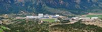Air Force Academy aerial