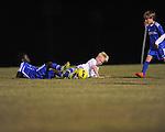 Lobos Azul vs. 06 Lobos Rush Academy Azul in Memphis, Tenn. on Monday, October 21, 2013. Azul won 3-1.