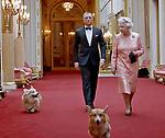 Queen Elizabeth Mourns Death Of Corgi