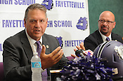 Fayetteville hires Bill Blankenship as coach 6/8/2016