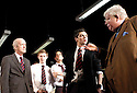 The History Boys.A world Premiere by Alan Bennett,directed by Nicholas Hytner.With  Clive Merrison,Dominic Cooper Richard Griffiths.Opens at the Lyttleton Theatre on 18/5/04  CREDIT Geraint Lewis