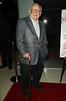 9 January 2018 - West Hollywood, California - Ed Asner. &ldquo;The Leisure Seeker Premiere&rdquo; held at the Pacific Design Center in West Hollywood. <br /> CAP/ADM<br /> &copy;ADM/Capital Pictures