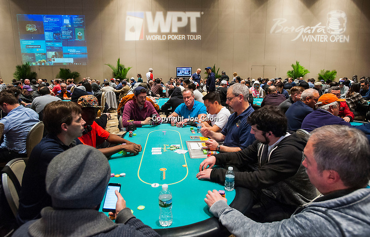 WPT Borgata Winter Poker Open Season 15
