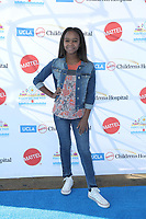 "LOS ANGELES - NOV 18:  Lidya Jewett at the UCLA Childrens Hospital ""Party on the Pier"" at the Santa Monica Pier on November 18, 2018 in Santa Monica, CA"