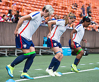 USWNT Training, December 5, 2015