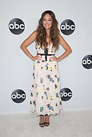 7 August 2018-  Beverly Hills, California - Lindsay Price. Disney ABC Television Hosts TCA Summer Press Tour held at The Beverly Hilton Hotel. <br /> CAP/ADM/FS<br /> &copy;FS/ADM/Capital Pictures