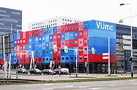 Nederland - Amsterdam - 24 maart 2018.  VUmc Cancer Center . VU Medisch Centrum. Ziekenhuis. Foto Berlinda van Dam Hollandse Hoogte