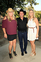 LOS ANGELES - AUG 27: Clay Walker, meet and greet at the Clay Walker Country at the Downs concert  at Galway Downs on August 27, 2017 in Temecula, California