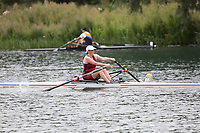 Race: 19: W Tier3 1x  Heat 2<br /> <br /> Peterborough Summer Regatta 2017 - Saturday<br /> <br /> To purchase this photo, or to see pricing information for Prints and Downloads, click the blue 'Add to Cart' button at the top-right of the page.