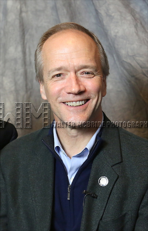 Doug McGrath attends the 2014 Tony Awards Meet the Nominees Press Junket at the Paramount Hotel on April 30, 2014 in New York City.