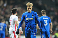 Lyle Taylor of AFC Wimbledon looks dejected during the Sky Bet League 1 match between MK Dons and AFC Wimbledon at stadium:mk, Milton Keynes, England on 13 January 2018. Photo by David Horn.