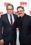 Matthew Broderick and Nathan Lane attends the 2016 Manhattan Theatre Club's Fall Benefit at 583 Park Avenue on November 21, 2016 in New York City.