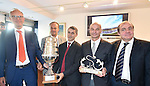 The two classic autumn races Milano-Torino and GranPiemonte were presented today at the Assessorato allo Sport Regione Piemonte, Turin, Italy. 18th September 2015.<br /> Photo: ANSA/Alessandro Di Marco/Newsfile