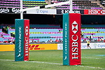 HSBC Hong Kong Rugby Sevens 2017 on 09 April 2017 in Hong Kong Stadium, Hong Kong, China. Photo by \2002547#1\ / Power Sport Images