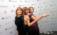 Pictured: Gill Rees, Kelly Thomas and Dawn Rutherford<br />