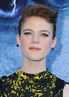 "12 July 2017 - Los Angeles, California - Rose Leslie. HBO's ""Game of Thrones"" Season 7 Los Angeles Premiere held at The Music Center's Walt Disney Concert Hall in Los Angeles. Photo Credit: Birdie Thompson/AdMedia"
