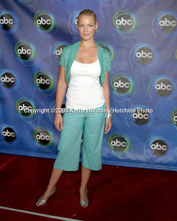 Katherine Heigl.ABC TCA Party.The Abby.W. Hollywood, CA.July 27, 2005.©2005 Kathy Hutchins/Hutchins Photo..