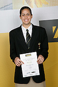 Netball Winner - Paula Griffin. ASB College Sport Young Sportsperson of the Year Awards 2006, held at Eden Park on Thursday 16th of November 2006.<br />