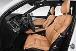 Front seat view of 2015 Volvo XC90 Inscription7 5 Door SUV Front Seat  car photos