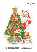 GIORDANO, CHRISTMAS SANTA, SNOWMAN, WEIHNACHTSMÄNNER, SCHNEEMÄNNER, PAPÁ NOEL, MUÑECOS DE NIEVE, paintings+++++,USGI2080,#X# stickers