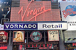Virgin Megastore, Times Square, Midtown West, New York, New York