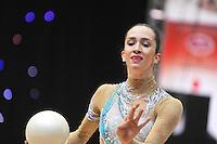 "February 9, 2014 - Tartu, Estonia - NETA RIVKIN of Israel performs at ""Miss Valentine 2014"" international tournament."