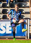 Uppsala 2014-06-26 Fotboll Superettan IK Sirius - IFK V&auml;rnamo :  <br /> Sirius Kim Skoglund i aktion <br /> (Foto: Kenta J&ouml;nsson) Nyckelord:  Superettan Sirius IKS Studenternas IFK V&auml;rnamo portr&auml;tt portrait